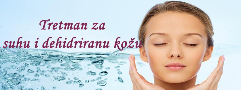 Tretman za suhu i dehidriranu kožu2